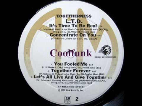 L.T.D. - Together Forever (Funk 1978)