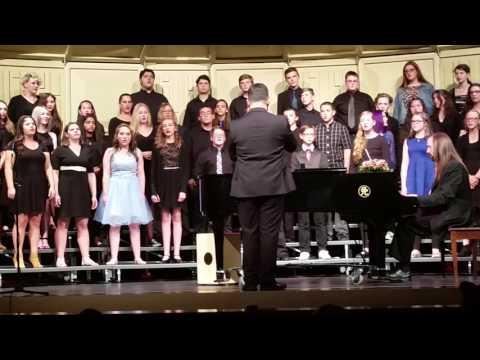 Ridgeline Middle School Choir Concert June 9. 2017