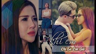Khi Em Chỉ Là Con Gái ( Phía Trước Người Con Gái ) Dương Nhất Linh - Tăng Thiên Kim | MV Official