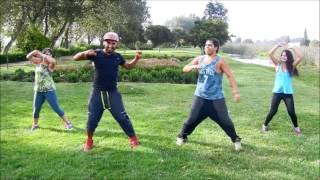 Si no te quisiera - Juan Magan, Belinda y Lapiz Conciente - Zumba Fitness