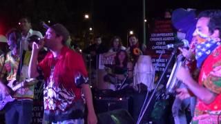 Anarkia tropikal - Amor encapuchado + Paco y la conchetumare (Plaza Italia, Enero 2014)