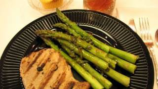 Bettys Tangy Grilled Tuna Steak