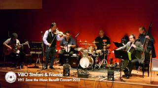ViBO Simfani Friends 2015 Serbian Medley