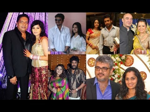 Tollywood Love Marriages | Telugu Celebrity Couples