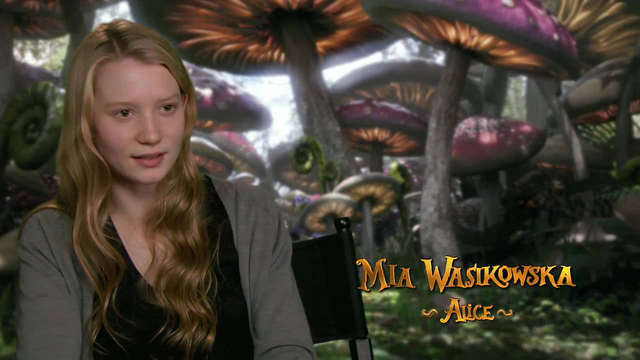 Alice Wonderland Movie Youtube