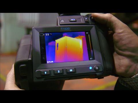 Introducing the FLIR T1K Thermal Imaging Camera