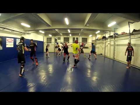 Spacer Po Klubie MMA Silesian Cage Club Katowice
