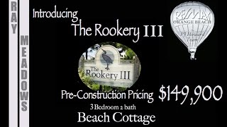 The Rookery 3, Gulf Shores Alabama, 36542