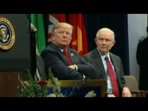 Trump slams AG Jeff Sessions over surveillance abuse probe