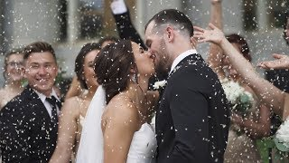 Every Wedding Video should have Confetti | The Renaissance Depot Hotel | Minneapolis, MN