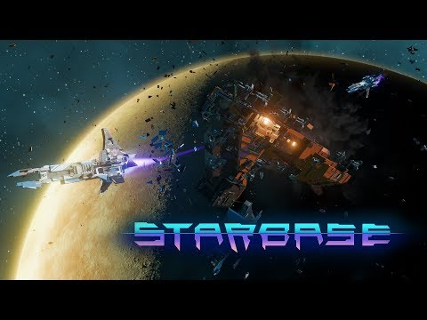 Starbase - Announcement Trailer