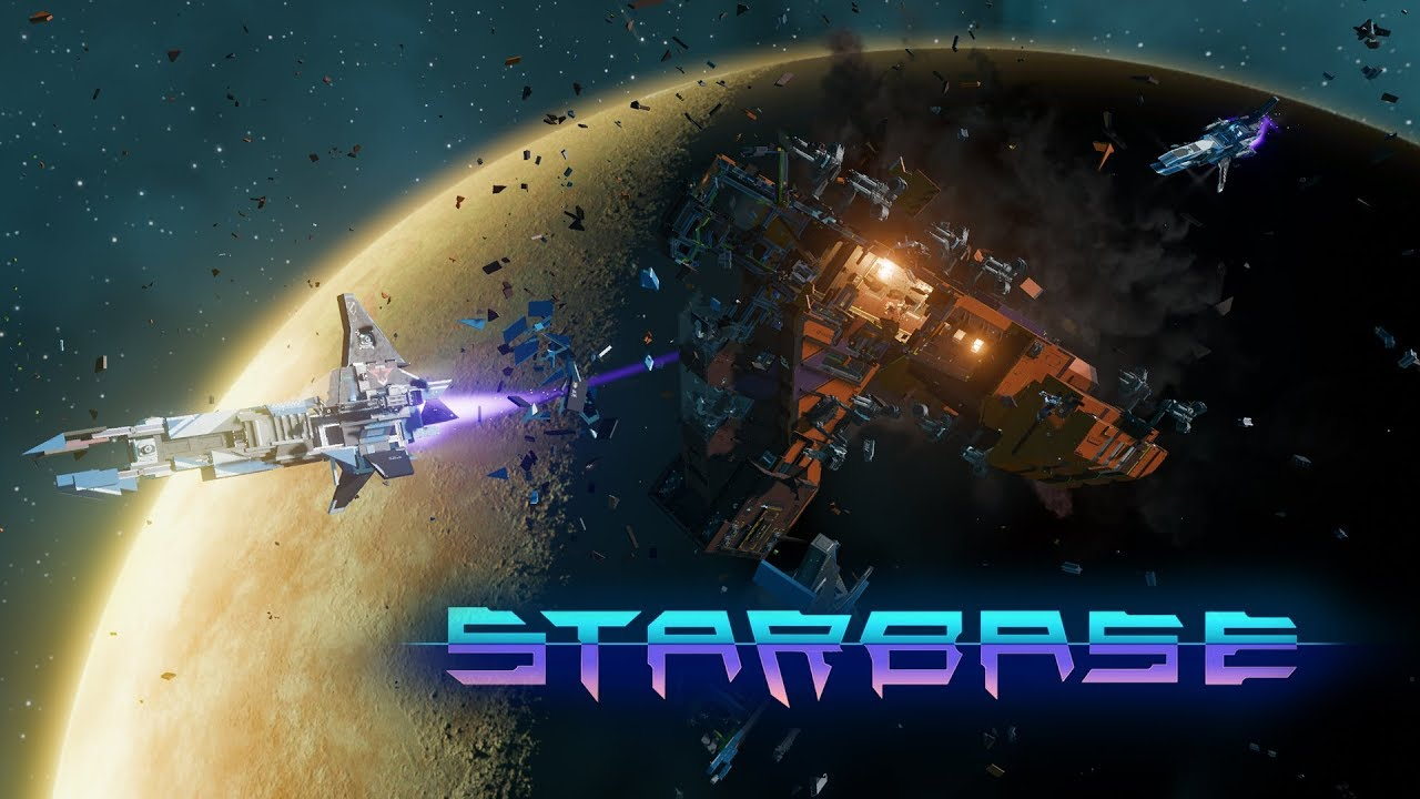Starbase will let you build the starships of your dreams