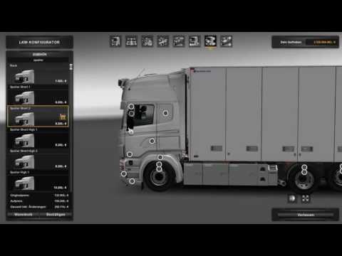 (Ets2 1.24.1)Scania 1.5.2.1 Tandem