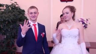 Свадьба Улан-удэ клип Александра и Ангелины 21.11.2015 год