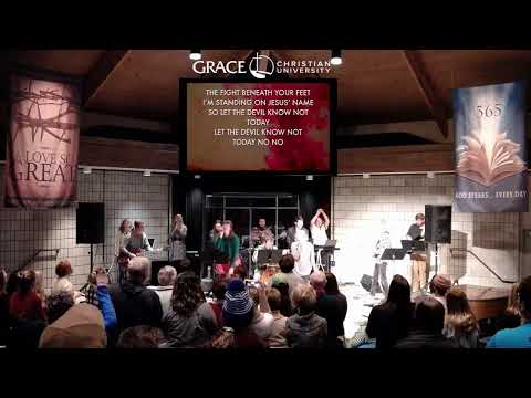 11.15.19 Friday Praise and Response Chapel