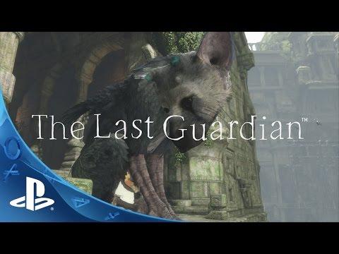 The Last Guardian - E3 2015 Trailer   PS4