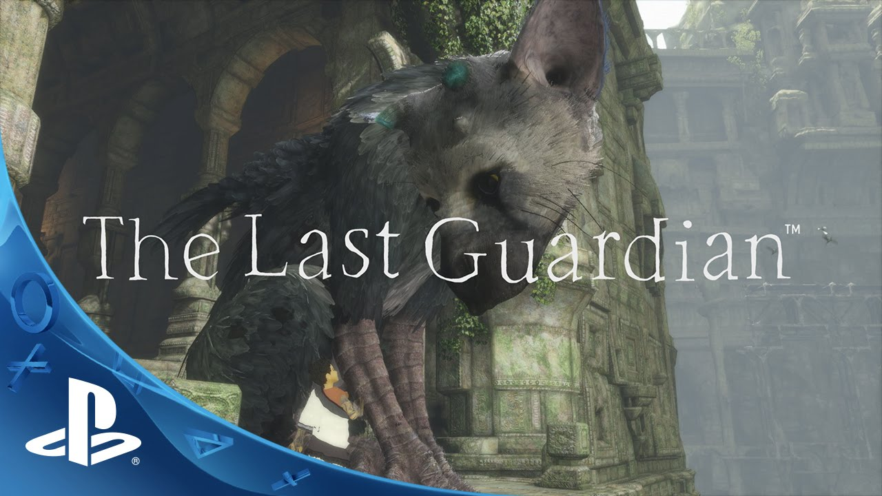 The Last Guardian E3 2015 Trailer Ps4 Youtube