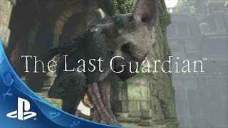 The Last Guardian - E3 2015 Trailer | PS4(May contain content inappropriate for children. Visit www.esrb.org for rating information., 2015-06-16T01:14:48.000Z)
