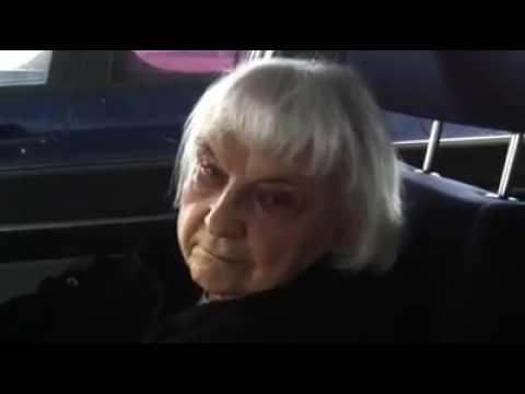 Dorothy D. Adams talking about her grandson Austin