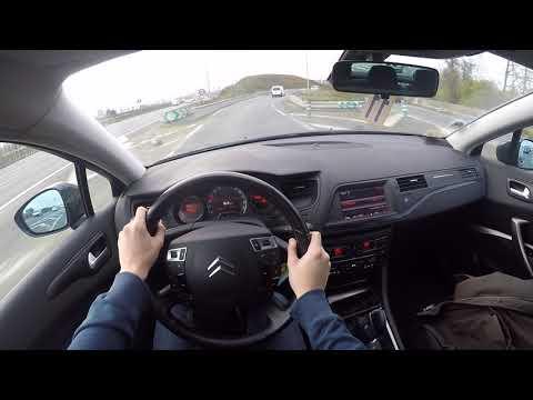 Citroën C5 II 2.0 HDi (2009) - POV Drive