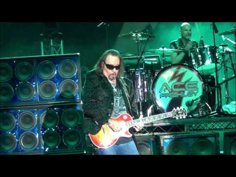 Ace Frehley, Back in the New York Groove, Erie, Pa. 2012