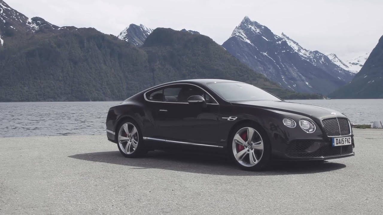 2016 bentley continental gt speed design youtube. Black Bedroom Furniture Sets. Home Design Ideas
