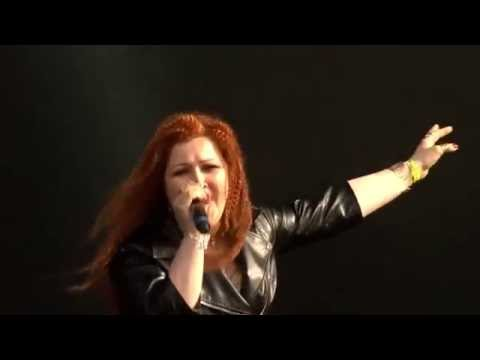Therion Typhoon feat Snowy Shaw live wacken open air 2016