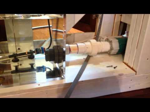 Large Sump Build for Freshwater and Sock Filters Final Part 3
