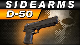 Ghost Recon Wildlands - D-50 Desert Eagle Pistol - Location and Overview - Gun Guide