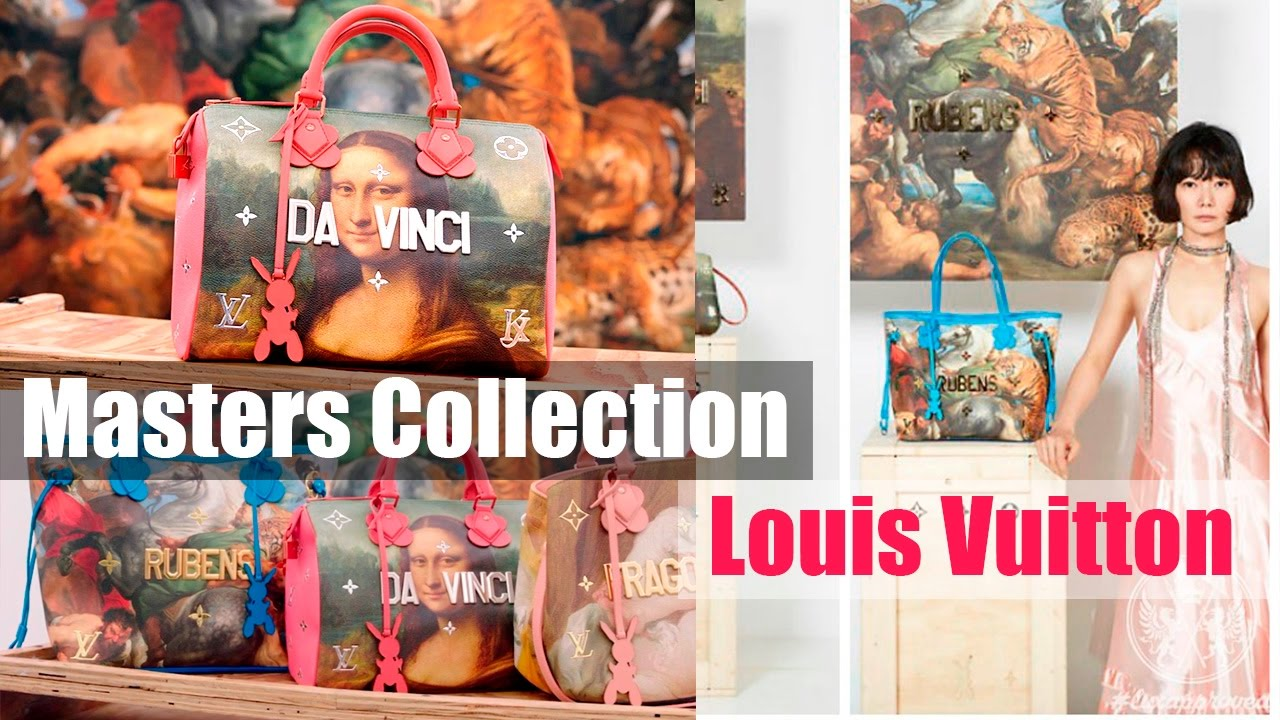 e7515a5d9 Louis Vuitton Lanza Masters Collection - YouTube