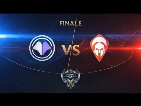 Millenium vs Infamous - 1ère game - Finale du Challenge France - FR