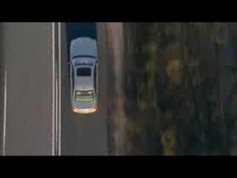 New BMW 7 series F01 video