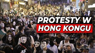 O co chodzi z protestami w Hong Kongu?