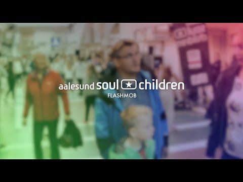 Aalesund Soul Children Flashmob