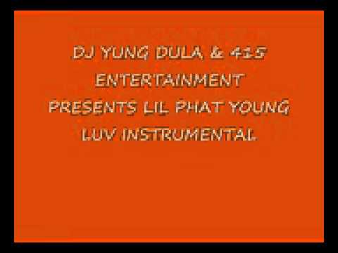Lil Phat Young Love Instrumental with hook