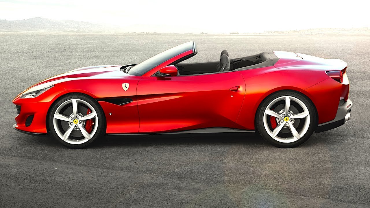 2018 ferrari colors. contemporary ferrari 2018 ferrari portofino world premiere replaces california t new  v8 gt with ferrari colors 0
