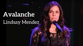 "Lindsay Mendez (2018 Tony Award Winner) | ""Avalanche"" 