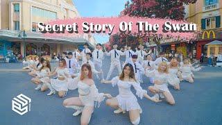 [KPOP IN PUBLIC] IZ*ONE (아이즈원) - 'Secret Story Of The Swan' | Dance Cover By BLACKSI (24 members)
