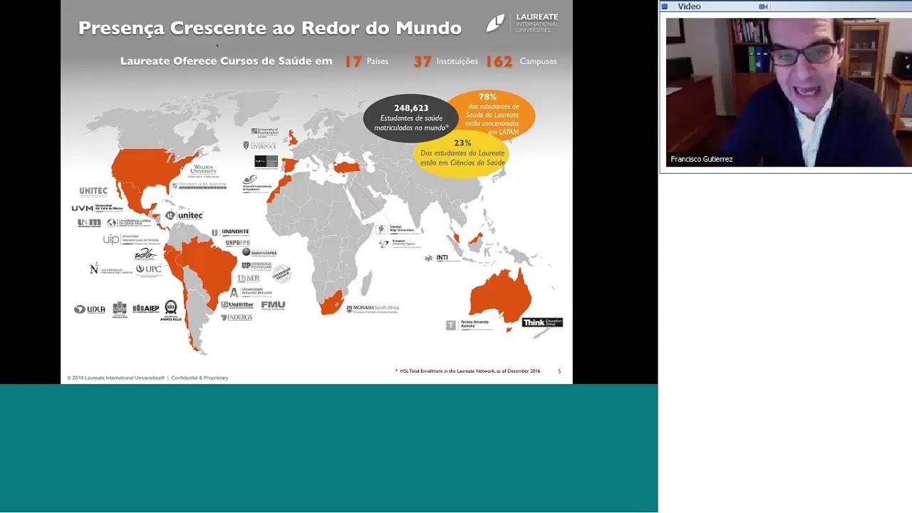 Webinar 1  Laureate Learning Model (LLM). Laureate Health Sciences 1fef83bcdb