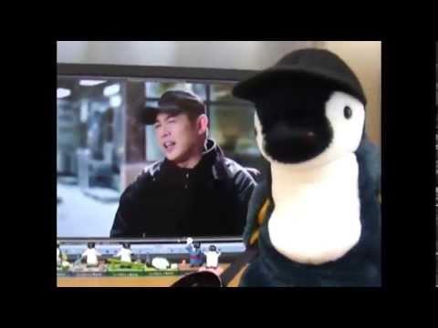 The Expendables 2 Jet Li(yang)  interview penguin