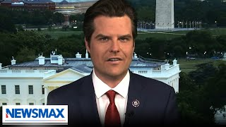 Matt Gaetz reveals what establishment Republicans are saying about Liz Cheney drama