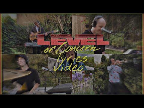 twenty one pilots - Level of Concern (live from outside) - Lyrics Video