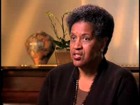Myrlie Evers-Williams: Advice For Young African Americans