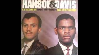 Hanson & Davis: Hungry For Your Love (Club Version)