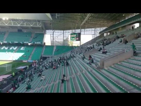 ST-ETIENNE : stade Geoffroy-Guichard