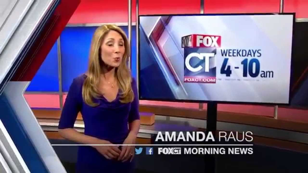FOX CT News Promo - Amanda Raus