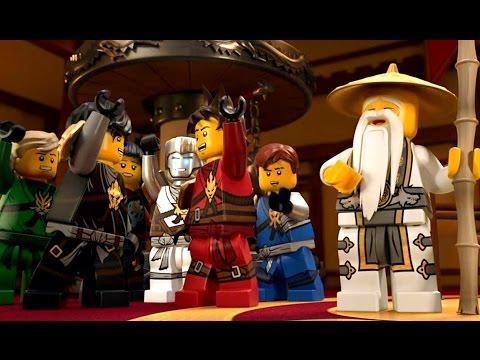 #9 Lego Ninjago WU CRU - Команда ВУ - Игра про Мультики Лего Ниндзяго - на русском языке