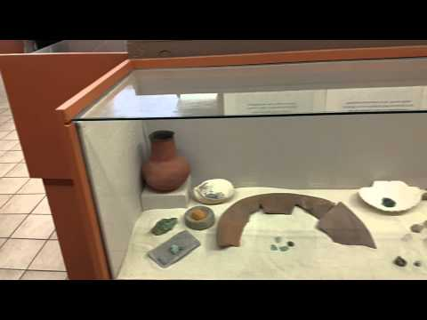 Besh Ba Gowah Archaeological Park Museum: Globe, Arizonia HD part 2