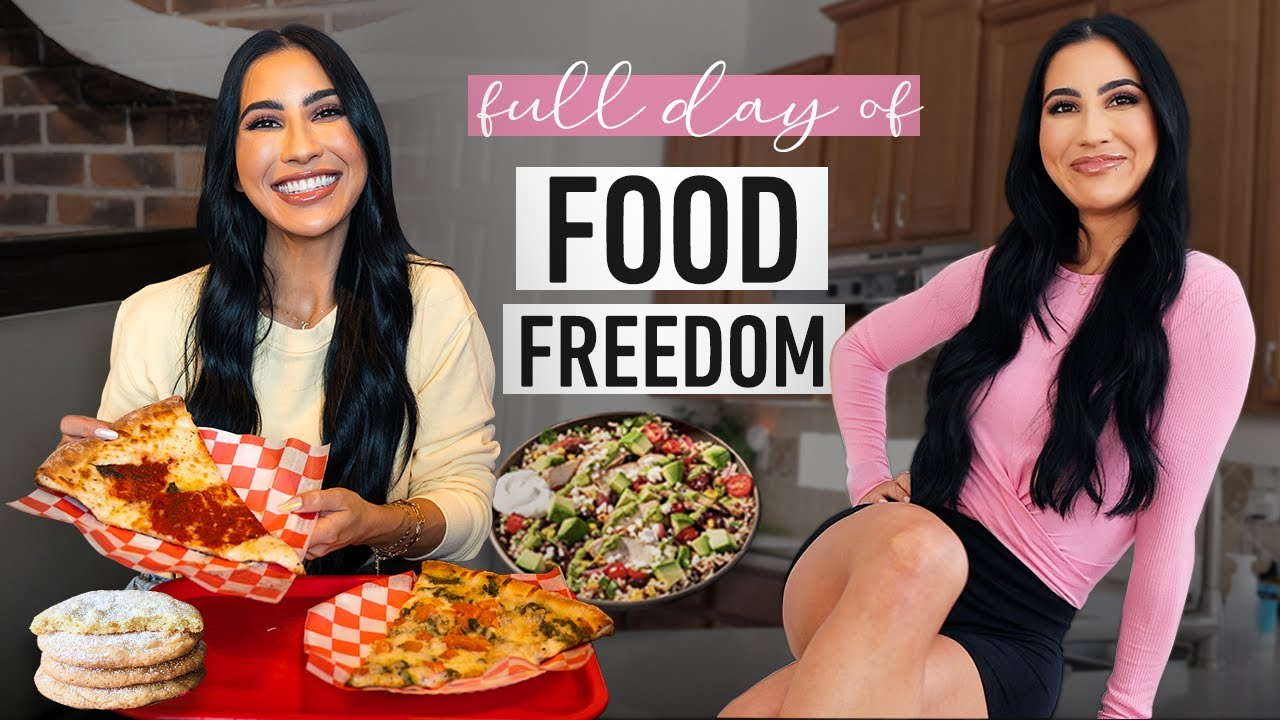 What A Day Of Food Freedom Looks Like