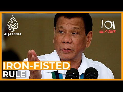Rodrigo Duterte - A President's Report Card: 101 East